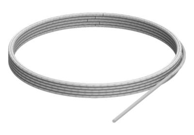 przewód aluminiowy - linka ALDREY