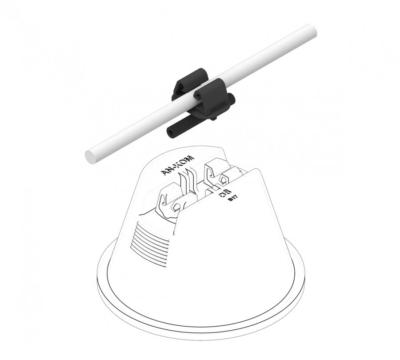 adapter do przewodu okrągłego Ø8 na Ø10